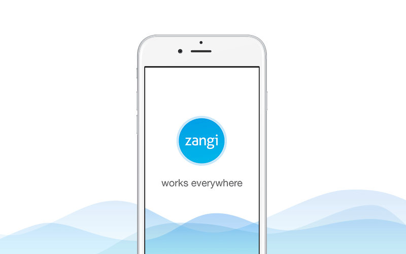 zangi update, new design