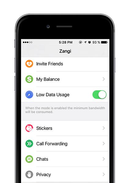 Zangi Messenger
