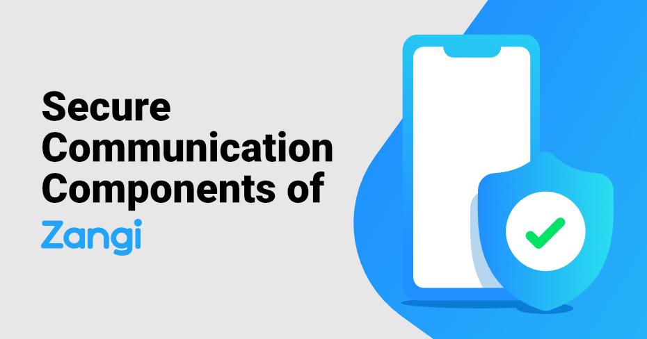 Secure Communication, messenger