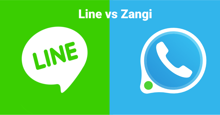 line vs zangi, comparison