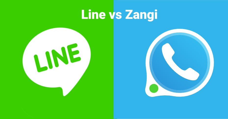 line vs zangi, comparison