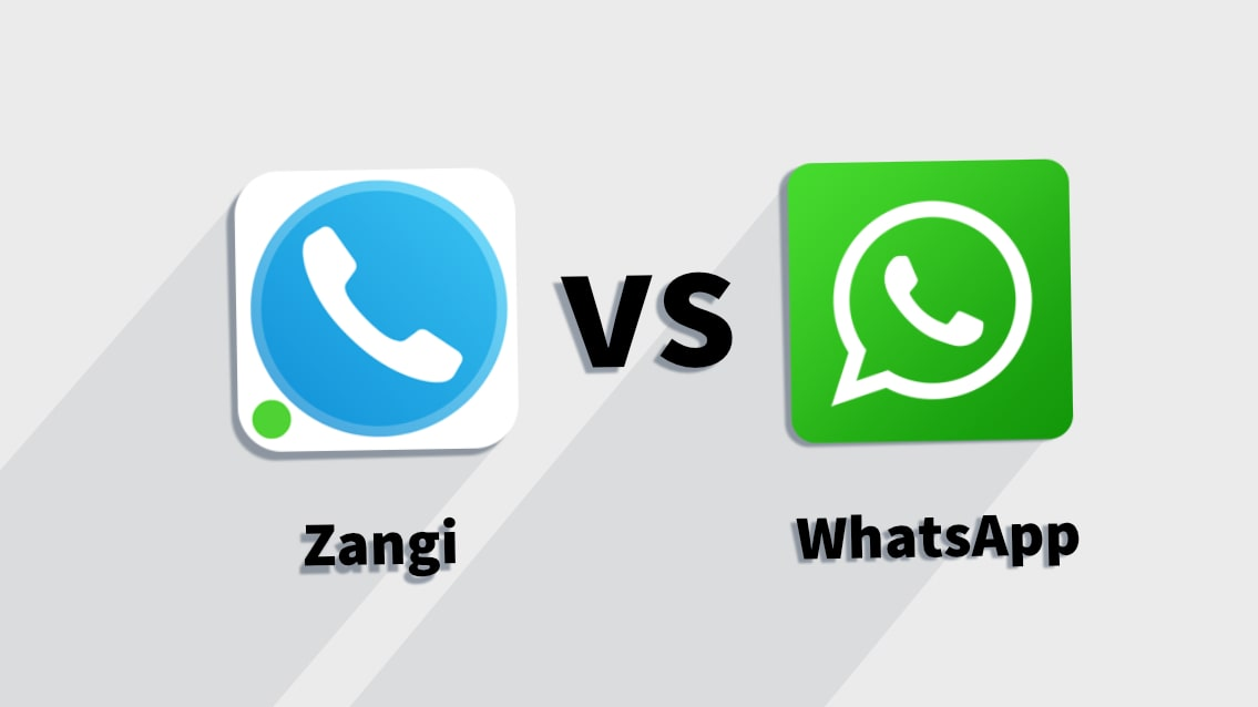 infographic zangi vs whatsapp