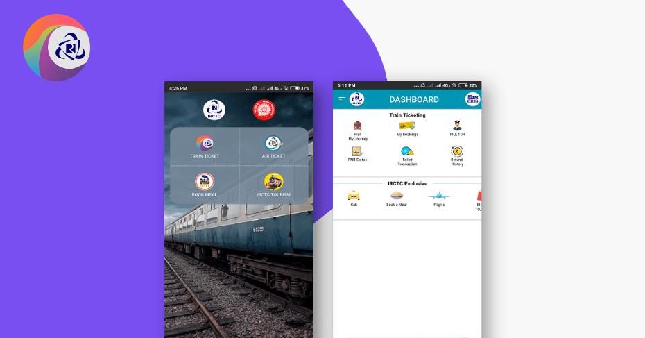 IRCTC Best budget apps