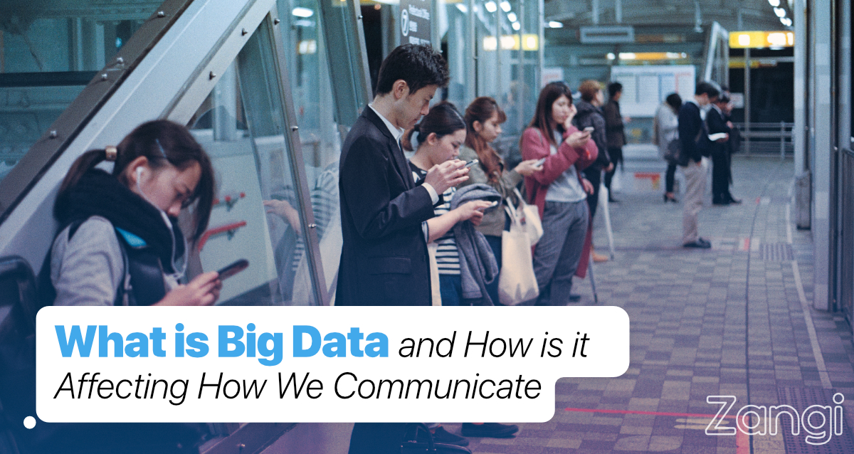 what is big data in communication