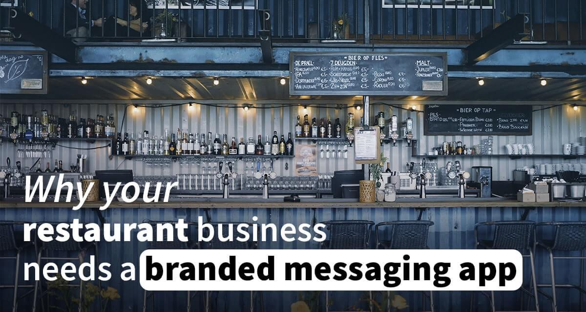 branded messenger