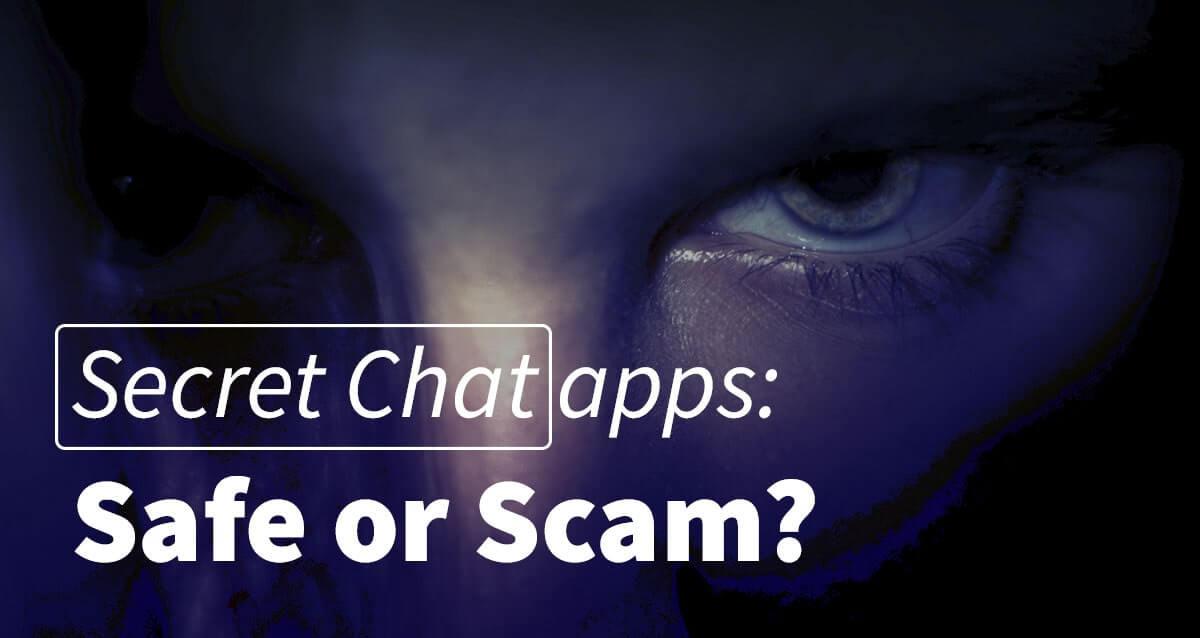 secret chat apps