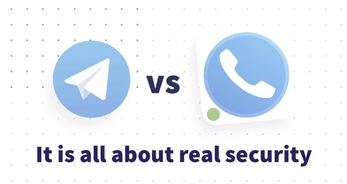 telegram vs zangi