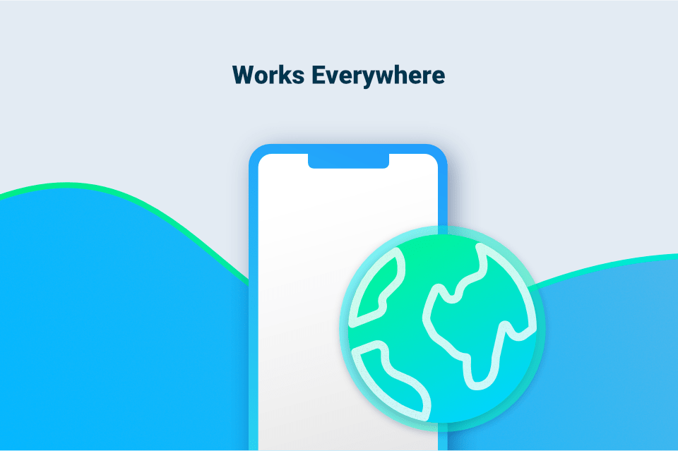 messenger works everywhere, zangi