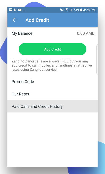 Link previews with new Zangi update
