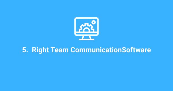 team communication software