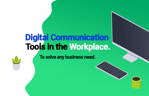 digital communication tools in the workplace