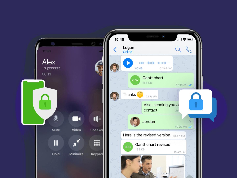 Zangi secure messenger app how secure is Zangi