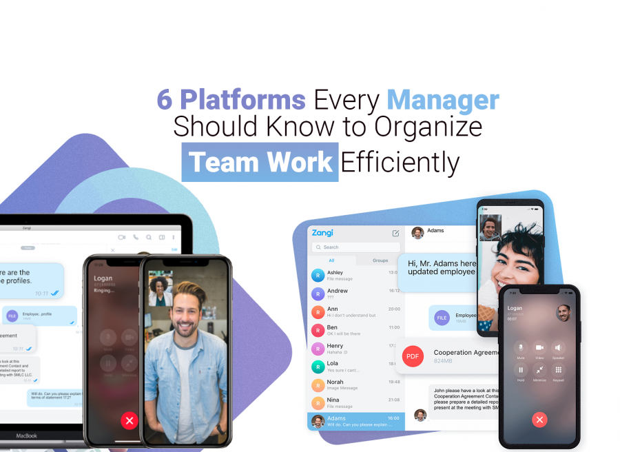 managing virtual teams platforms for managers 6 platforms