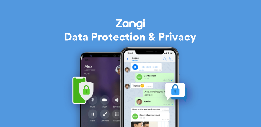 Zangi Data Privacy: What is Data Protection? GDPR?