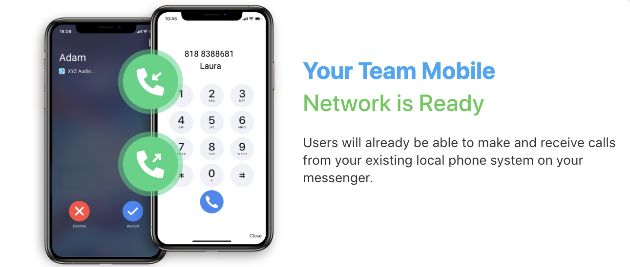 Team App Advancing Your Phone System for Remote Employees
