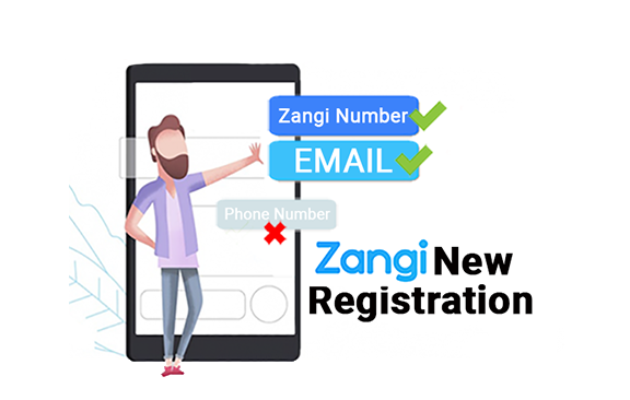 Zangi new registration. What's a Zangi Number? Privacy advancements.