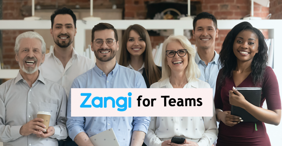 Zangi for Teams- Self-hosted team chat app