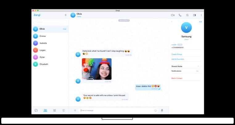 download messenger